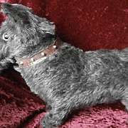 Lovely Rascal Farnell Scottish Terrier Dog, 1930's, No Id's