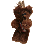 Schuco Vintage Teddy Bear Berlin Brooch