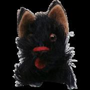 Rare Vintage Miniature Schuco Scottish Terrier