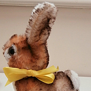 Sweet Steiff Ossi Rabbit,1967 to 1970, Steiff Button
