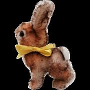 Sweet Steiff Ossi Rabbit,1967 to 1970, Steiff Button