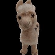 Sweet Steiff Llama, Lama, 1965 to 1969, No Id's