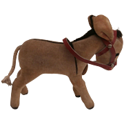 Steiff Donkey, 1959  to 1964, Steiff Chest Tag, A / F