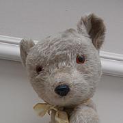 Adrian Rare Vintage  Cream   English Chiltern Teddy Bear , No Id's