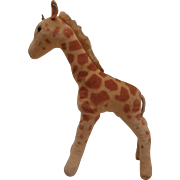 Steiff Giraffe, 1959 to 1964, Steiff Button