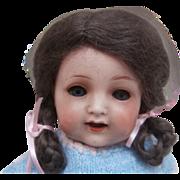 Melisa, Heubach Kopplesdorf  Painted Bisque Toddler Doll Model 342