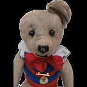 Poor Early Syd, Teddy Bear 1920's