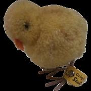 Steiff Woolen Chick, 1964 to 1967, Steiff Button