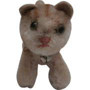 Smallest Sise Steiff Tapsy Pussy Cat, 1959 to 1964, No Id's
