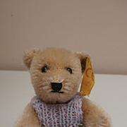 Steiff Miniature Teddy Bear, 1989 to 1990, Steiff  Button