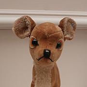 Steiff Largest Bambi Deer 1955 to 1964, Steiff Button