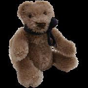 Steiff Minature Teddy Bear, Steiff Button 1969 to 1977