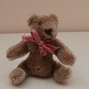 Steiff MIniature Original Teddy Bear, 1969 to 1977, No Id's