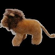 Poor Steiff Leo Lion, 1968 to 1976, No Id's