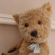 Sam, Fabulous Vintage Chiltern  Hugmee Teddy Bear with Chiltern Label