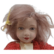 Amelia, Chad Valley Cloth Doll 1940's