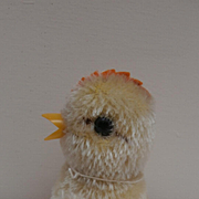 Steiff Chick, 1959 to 1964, Steiff Button