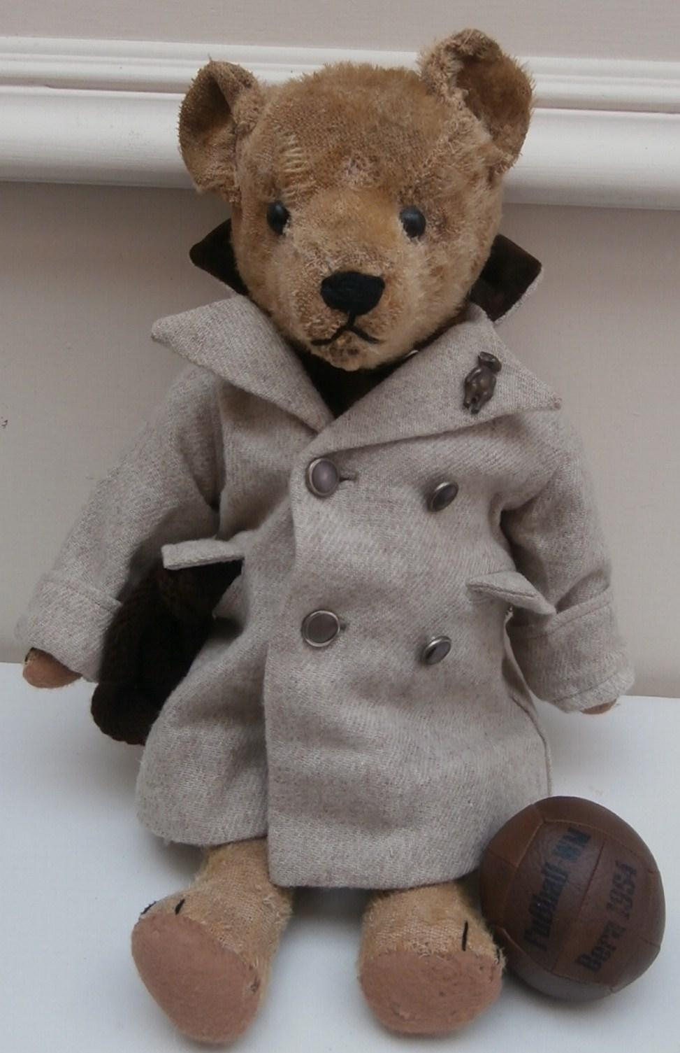 Dear Old Frederick, German Teddy Bear 1910 /1920