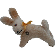 Sweet German  Vintage Grisly Bunny Rabbit