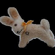 Sweet German  Vintage Grisly Bunny Rabbit