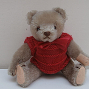 Boris, Small  Vintage Hermann Teddy Bear