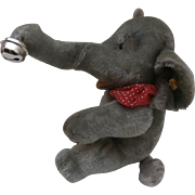 Steiff Jumbo The Elephant, 1967 to 1975, Steiff Button