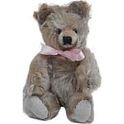 Candy, Well Loved Vintage Teddy Bear