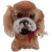 Steiff Peky, Pekingese Dog, 1968 to 1972, Steiff Button