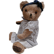Petulia, Vintage British Teddy Bear