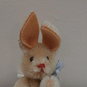 Schuco Miniature Rabbit, 1950's