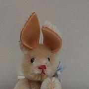 Schuco Miniature Rabbit, 1950's