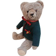 Jingle Vintage German Teddy Bear