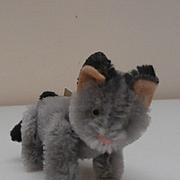 Schuco Miniature  Mascot Pussy Cat, 1950's