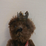 Vintage Schuco Miniature Berlin Teddy Bear