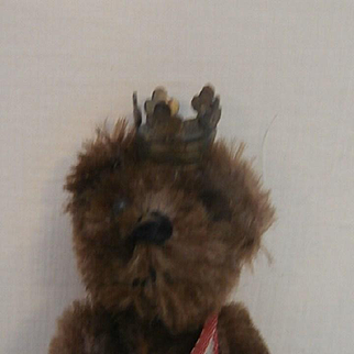 Vintage Schuco Miniature Berlin Teddy Bear