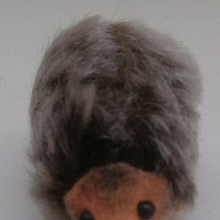 Schuco Vintage Molly Hedgehog