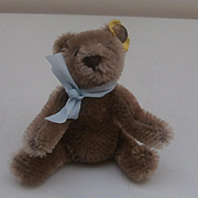 Steiff  Vintage Flexible Miniature  Original Teddy Bear