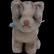 Steiff Susie Pussy Cat , 1965 to 1975, Steiff Button