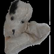 Cute, Terrier Dog Vintage  Pot Holder