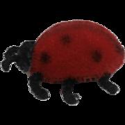 Gorgeous  Miniature Vintage Schuco Ladybird