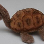 Vintage Miniature Schcuo Tortoise / Turtle