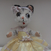 Gorgeous Vintage Schuco Bigo Bello Koko Comical Cat