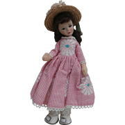 Old Cottage Doll, English, All Original