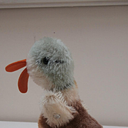Steiff Duck, 1965 to 1967, Steiff Button