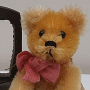 Vintage Miniature Schuco Teddy Bear