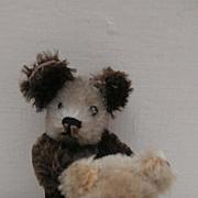 Darling Early Schuco Friends, Panda and Teddy Bear