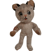 Cute Schuco Bigo Bello 'Koko' Comical Cat, Original Schuco Label