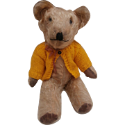 Darren , Unusual Vintage British Teddy Bear