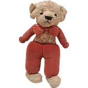Rare Chad Valley Teddy Bear, Label, 1938 to 1952