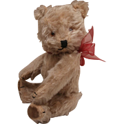 Bobby, Gorgeous  Vintage Baby Chiltern Teddy Bear, Working Squeaker.